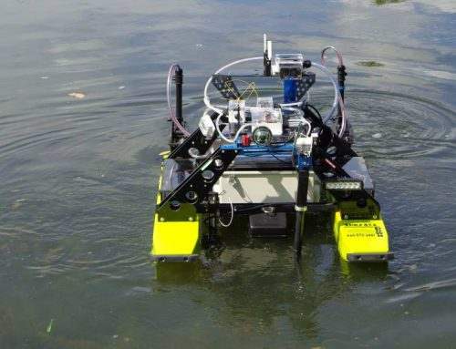 Nautics Unmanned Surface Vehicle