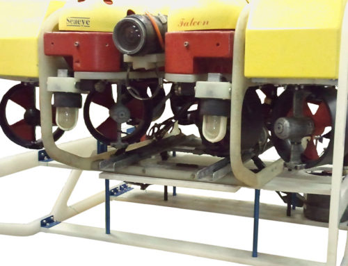 SeaView Systems Announces Custom Modification for SAAB Seaeye Falcon DR ROV