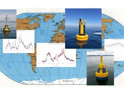 SeaView Systems SVS-603 Wave Sensor Deployments Span the Globe