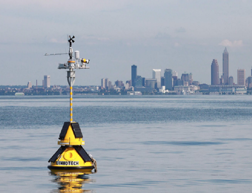 SeaView's Wave Sensor Part of Buoy Instrumentation for Protecting Water Quality