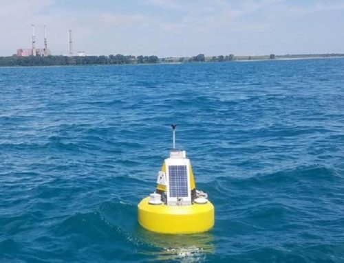 SVS-603 Wave Sensor Used in 'smartest, smallest' Buoys in Lake Michigan
