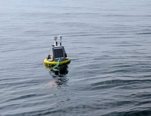 Superior Watershed Partnership Adds Wave Sensing Capability to Lake Superior