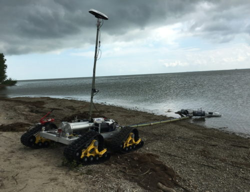 SeaView Showcases SurfROVer & Upgraded BlueROV2 at TechSurge