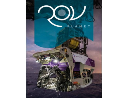 ROV Planet Features NOAA/Navy USV With SVS-603 Wave Sensor